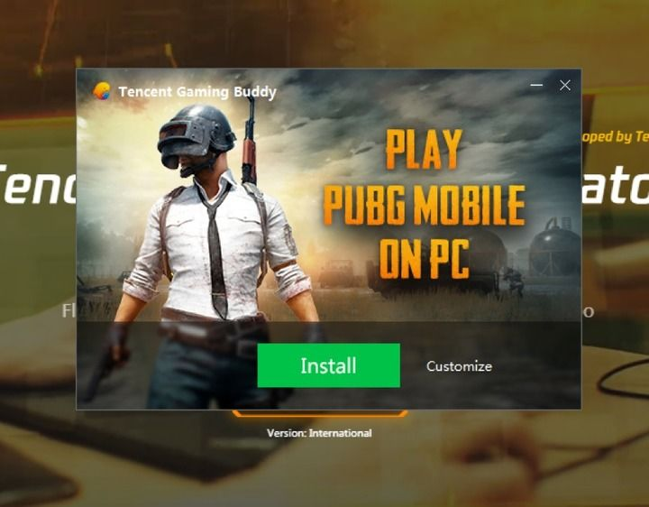 Download and Play PUBG Mobile on PC
