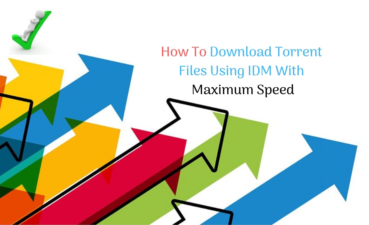download torrent file directly with idm