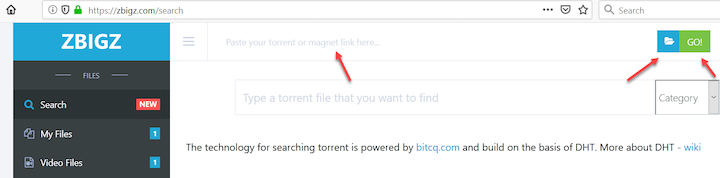 How to download torrent files using IDM