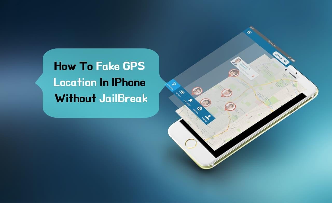 fake gps ios free