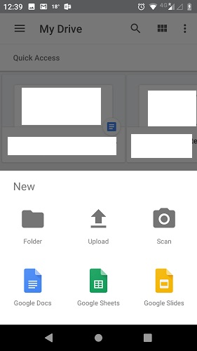 How To Upload Photos To Google Drive From Android