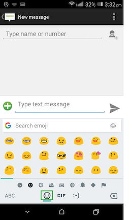 How to Get Cool Emojis on Your Android