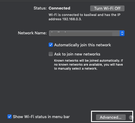 HOW TO FIND MAC ADDRESS ON MACBOOK