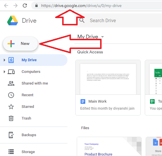 How to Upload Files to Google Drive