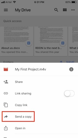 How to Save Google Drive Photos & Videos to Your iPhone Camera Rollv