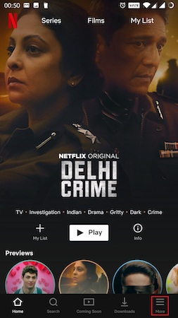 How to get rid of continue watching on netflix (viewback activity)