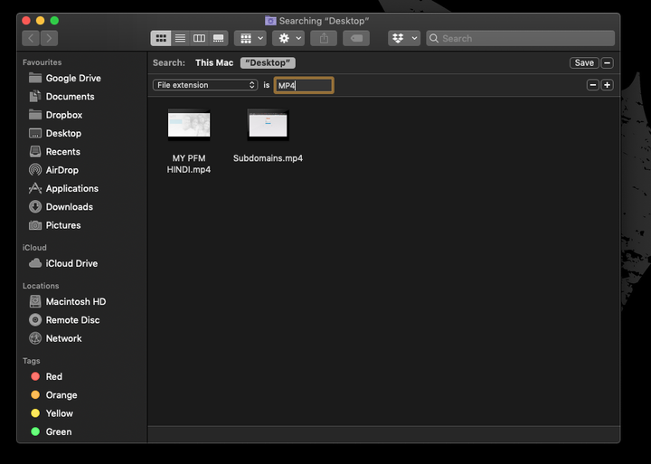 How to Find and Remove Files from The Other Storage Category On Mac