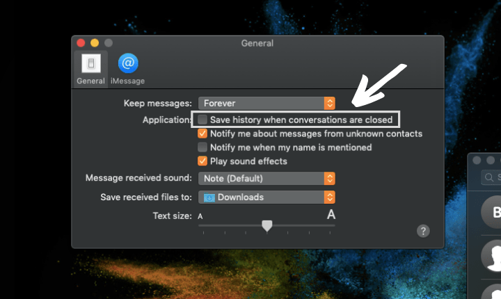 How to Delete iMessages on Mac