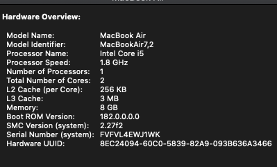 HOW TO CHECK RAM ON MAC