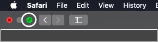 HOW TO EXIT FULLSCREEN ON MAC