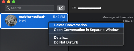 HOW TO CONNECT iMessage TO MAC
