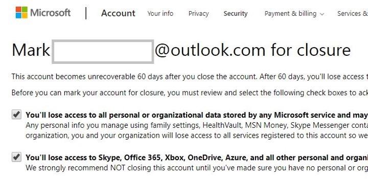 How to Delete Skype Account