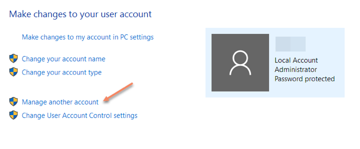 How to Change Your Password in Windows 10