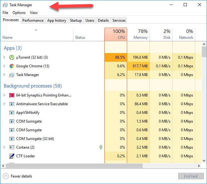 How to Force Quit in Windows 10