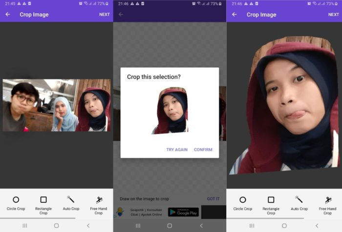 How to Make WhatsApp Stickers With Your Own Photo Creations