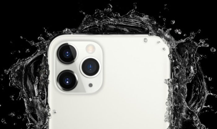 iPhone 11 Pro Water Ressist