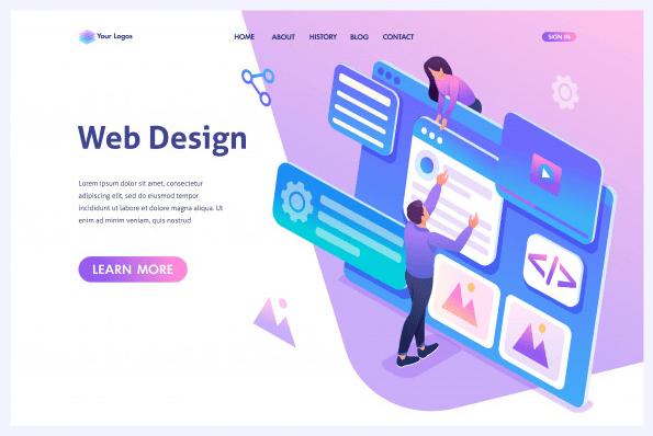 Type of Website