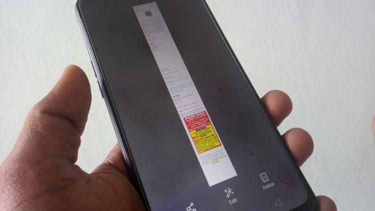 Long Screen Screenshot